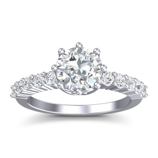 Classic Pave Musa Ring